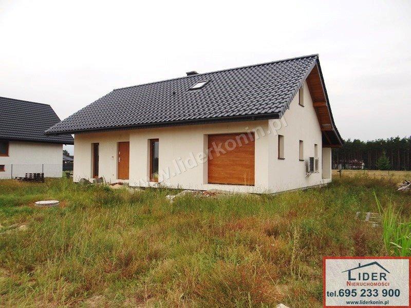 Sprzedam nowy dom – Rożek Krzymowski k. Konina