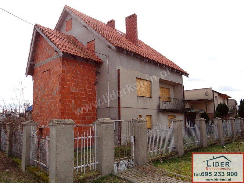 Sprzedam dom – Konin