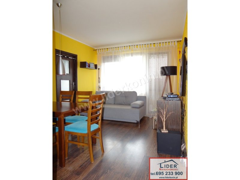 Sprzedam mieszkanie – 3 pokoje – balkon –os. V