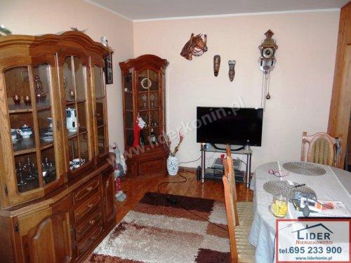 Sprzedam mieszkanie |3 pokoje |Konin, os. V