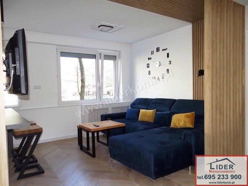 Wynajmę mieszkanie z wyposażeniem | parter | balkon | os. V