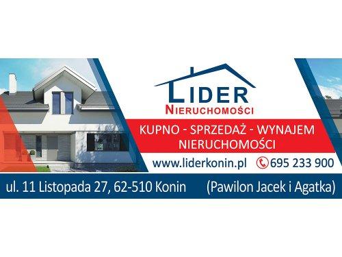 Sprzedam mieszkanie  - parter – Konin, Dworcowa