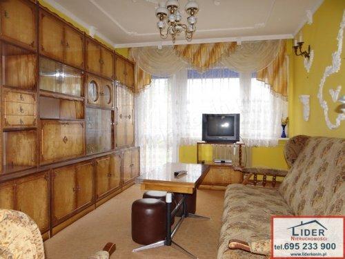Wynajmę rozkładowe mieszkanie z balkonem - 3 pokoje –os. V