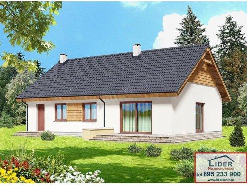 Sprzedam NOWY dom w zabudowie wolnostojącej – Sławsk