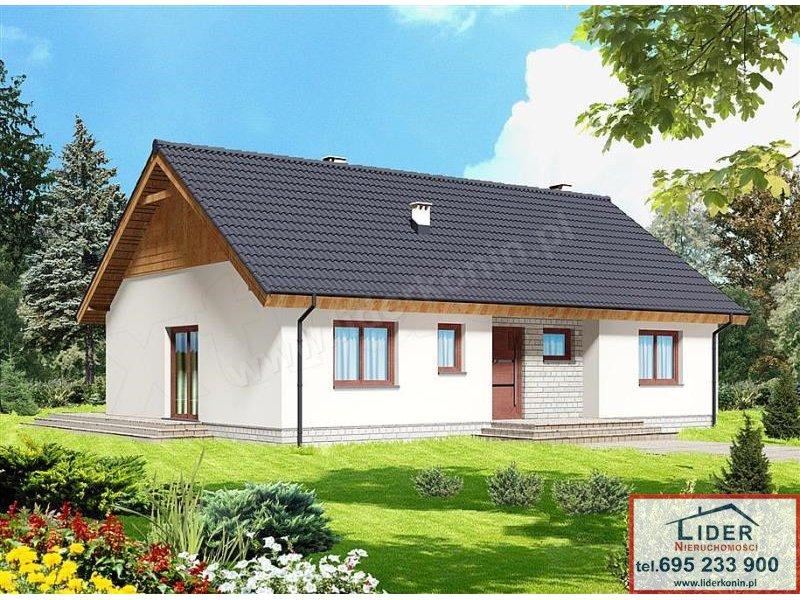 NOWE domy w Sławsku (8km od Konina)