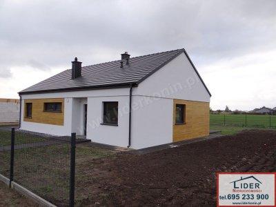 Sprzedam NOWY dom w zabudowie wolnostojącej - Żychlin