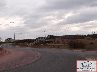Sprzedam działkę inwestycyjną – 3km od węzła autostrady A2