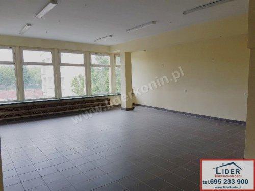 Wynajmę lokal handlowo – usługowy – Konin, ul. Wyszyńskiego