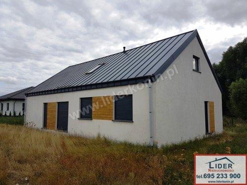 Sprzedam NOWY dom – Sławsk k. Konina