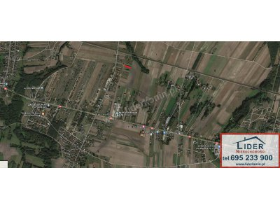 Sprzedam działkę – Węglew (3km od Konina)