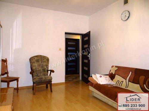 Sprzedam mieszkanie – 1 piętro – 2 pokoje – Konin, Aleje 1 Maja