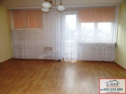 Sprzedam mieszkanie – 1 piętro – BALKON – Konin (centrum)