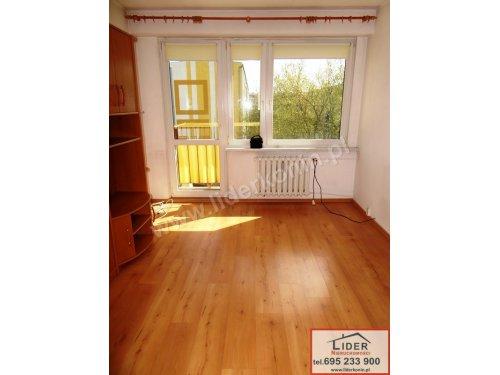 Wynajmę rozkładowe mieszkanie – 2pok. – balkon – os. V